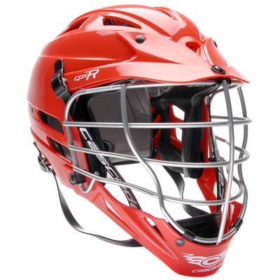 Cascade CPX-R Custom Helmet - Chrome Mask