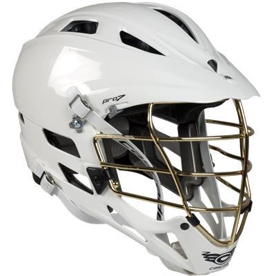 Cascade Pro 7 Helmet - Gold Mask