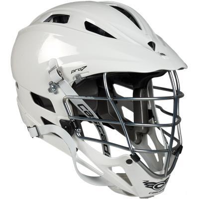 Cascade Pro 7 Helmet - Chrome Mask
