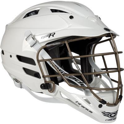 Cascade CPX-R Helmet - Titanium Gold Mask