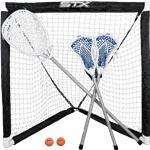 STX Mini Lacrosse Set - 3 Sticks