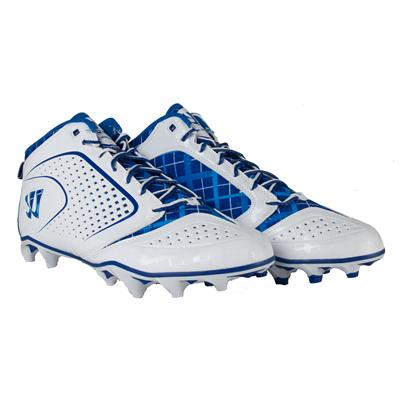 Warrior Burn 5.0 Speed Limited Edition Mid Cleats