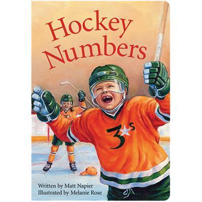 Hockey Numbers Book