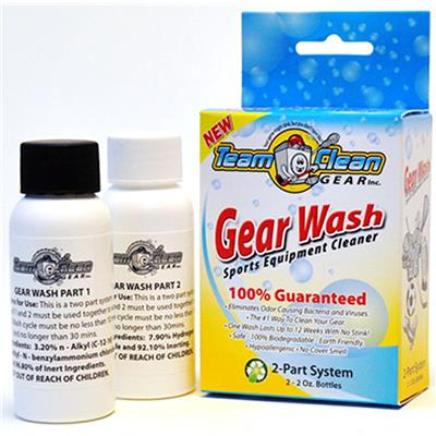 Team Clean Gear Gear Wash