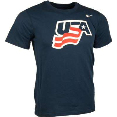 USA Hockey USA Hockey IHF Tee Shirt
