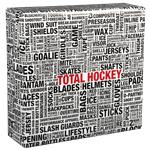 Total Hockey Wrapping Paper