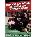 Indoor Lacrosse: Offensvie and Defensive Drills