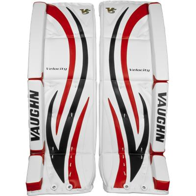 Vaughn 7490 Velocity 5 Goalie Leg Pads