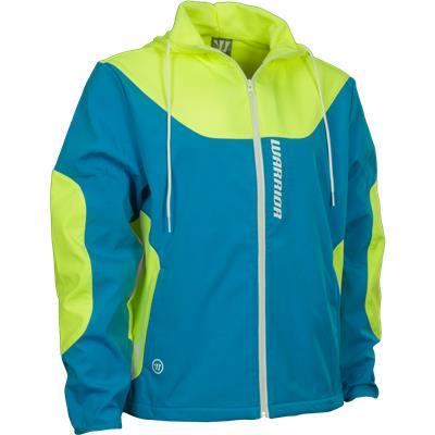 Warrior Softshell Hooded Full-Zip Jacket