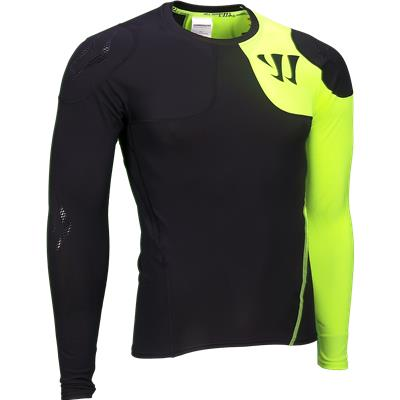 Warrior Dynasty Long Sleeve Lefty Performance Compression Top '12 Model