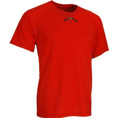 Warrior Stache Tech Tee Shirt