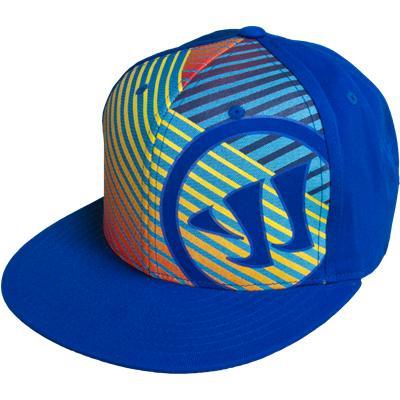 Warrior Fade Away Snapback Hat