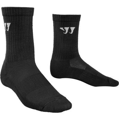 Warrior Crew Socks - 3 Pack