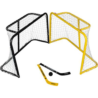 Reebok Sidney Crosby Deluxe Steel Mini Hockey Set