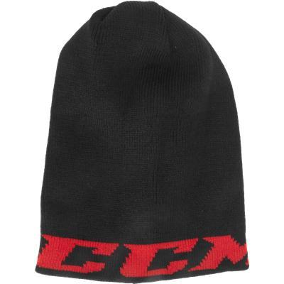 CCM Jacquard Slouch Knit Hat