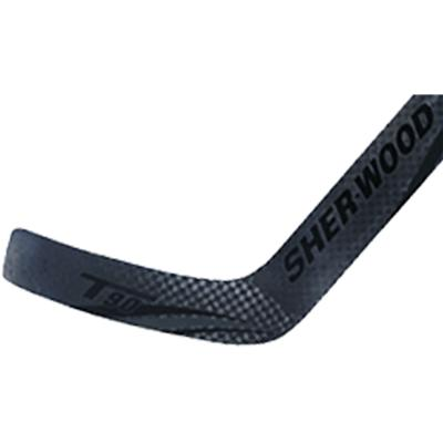 Sher-Wood T90 Undercover Matte Composite Goalie Stick '12 Model