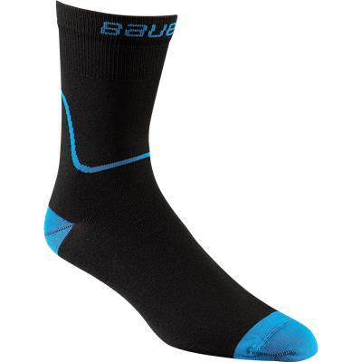 Bauer Core Performance Low Cut Skate Socks