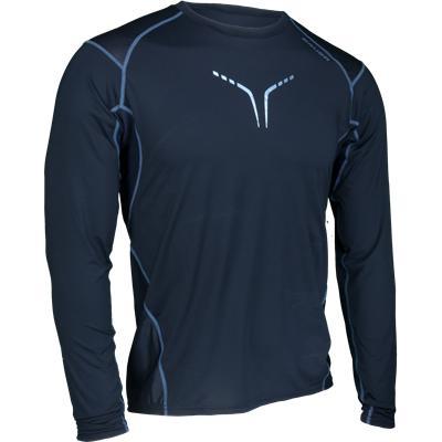 Bauer Premium Grip Crew Long Sleeve Shirt '12 Model