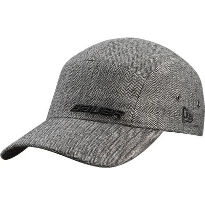 Bauer Driftwood Herringbone New Era Adjustable Hat