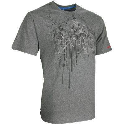 Bauer Barcode Skate Tee Shirt