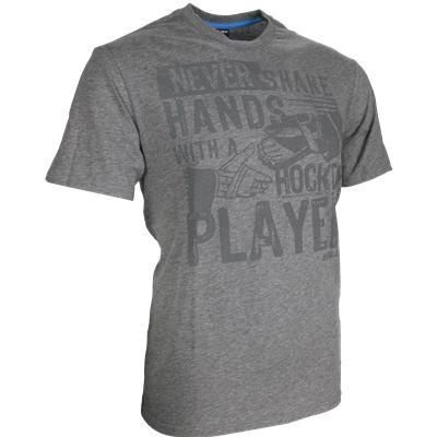 Bauer Never Shake Hands Tee Shirt