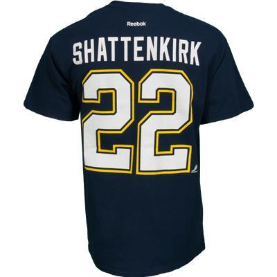 Reebok Shattenkirk Third Logo Replica Tee Shirt
