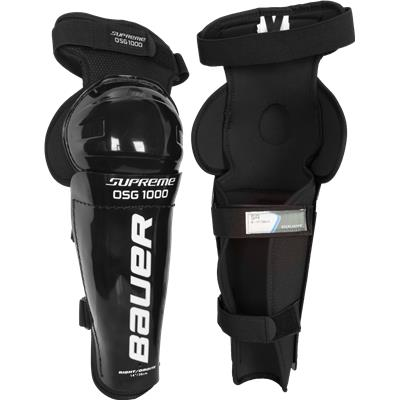 Bauer Supreme 1000 Officials Shin Guards
