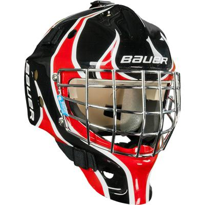 Bauer NME 3 Decal Goalie Mask