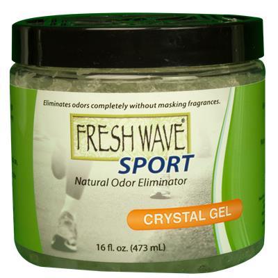 fresh wave sport odor eliminator crystal gel pure. Black Bedroom Furniture Sets. Home Design Ideas