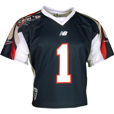 Warrior Cannons Replica Jersey