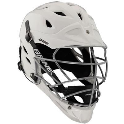 Brine STr Helmet - Chrome Mask