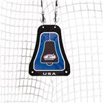 USA Hockey Metal Bell Shooting Target