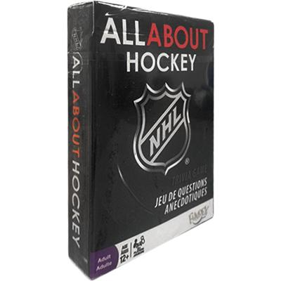 All About NHL Trivia Card Game