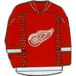 NHL Team Jersey Pin