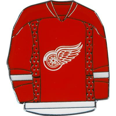 NHL Team Jersey Pin