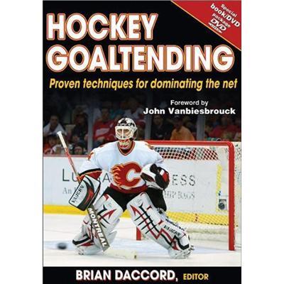 Hockey Goaltending Book