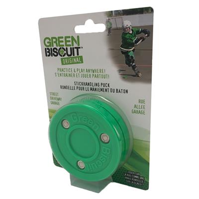 Green Biscuit Packaged Green Biscuit Puck