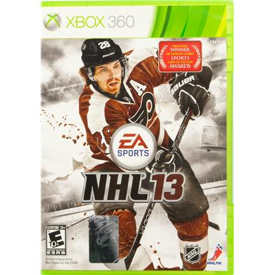 EA Sports NHL '13 For X Box 360