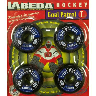 Labeda Patrol 4 Pack Goalie Wheel