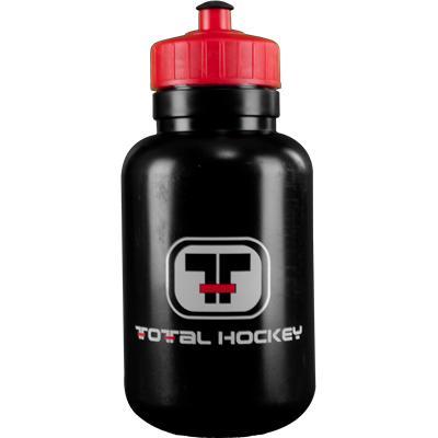 Sher-Wood Black Total Hockey Water Bottle