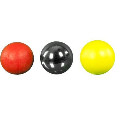 Snipers Edge Stickhandling Hockey Ball Set