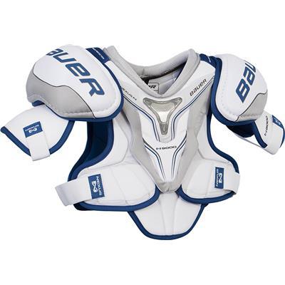 (Bauer Nexus N9000 Hockey Shoulder Pads)