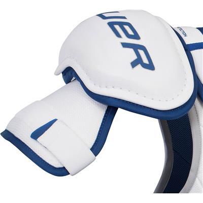 (Bauer Nexus N7000 Hockey Shoulder Pads - Senior)