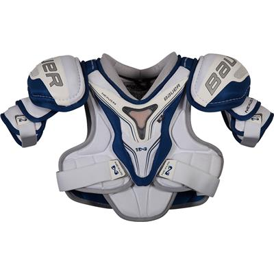 (Bauer Nexus 1N Hockey Shoulder Pads - Junior)