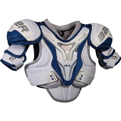 (Bauer Nexus 1N Hockey Shoulder Pads - Junior)