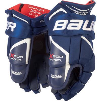 (Bauer Vapor X900 Hockey Gloves)