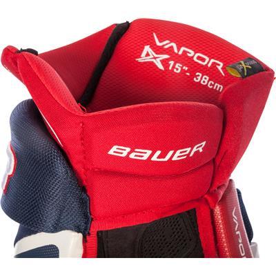(Bauer Vapor 1X Hockey Gloves - Junior)