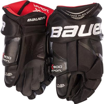 (Bauer Vapor X900 Gloves)