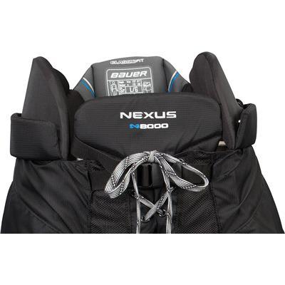 (Bauer Nexus N8000 Hockey Pants - Junior)