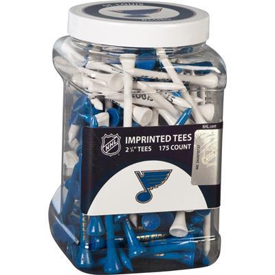 (NHL Team Imprinted Golf Tees)